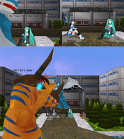 Fights and conflicts for nothing  2/2 by JackFrost-LCDA