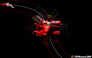 Kimi Raikkonen Wallpaper by Y2Joker