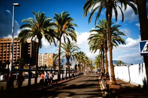 Sunny Fuengirola by InjectedSmiles