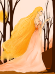 Lady of the Sunrise by The-Seventh-Gate