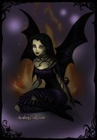 Young Maleficent by MaleficentOfEvil