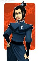 Tumblr Lord Azula by chocowaffle