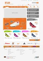 Flo Web Design v3 by HalitYesil