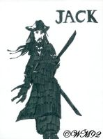An old Jack Sparrow OMG by whitemoon92