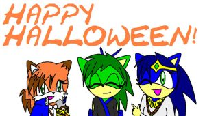 HAPPY HALLOWEEN by BladerGirl101
