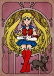 Sailor Moon by Draw-out-loud