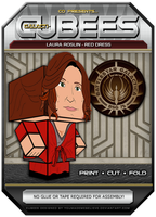Laura Roslin - New Caprica by BSG75