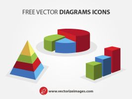 Free Vector Diagrams by AlsusArt