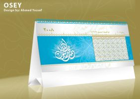 islamic calender by osey83