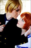 Sanji x Nami - The truth in your eyes! by Yoshiru-x3
