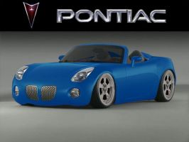 New pontiac Solstice by hotrod32