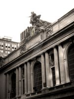 Grand Central by DogHollywood