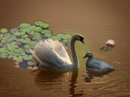 The Odd Couple by 3punkins