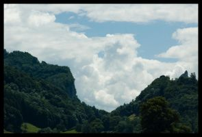 Church on a Cliff by Vagrant123