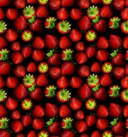 Tileable strawberries by phoenix1981