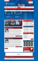Gornik Zabrze Fan Site by SnowyART