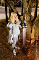 Claymore - Teresa by pandorynha