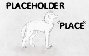 Placeholder by Caevyr