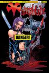Vampblade issue #2 cover 90sRisque variant by Dany-Morales