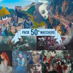 Pack 50+ Watchers by H1314106 by H1314106
