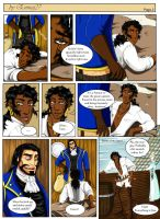Kosim's first introduction -Page 2/2- by Eninaj27