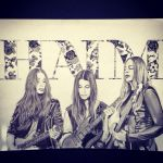 Haim drawing by Darxstarr