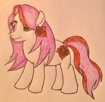 ::MLP Adoptable CLOSED Rose Wind:: by infinity003
