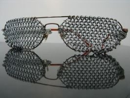 Chain Shades2 by BorealisMetalWorks