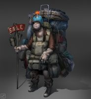 Seller by PavellKiD