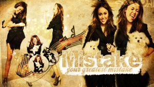 Wallpaper de Miley Cyrus by anyiii