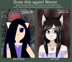 Draw This Again: OH GOD by smoke-and-discord