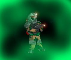 FEAR Clone-soldier by MADt2