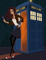 She Doctor by tamiart