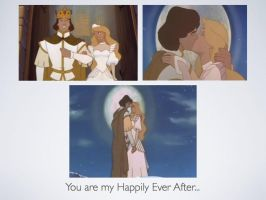 My Happily Ever After by kittenwithawhip89