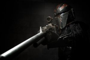 Mandalorian by Almost-Focused