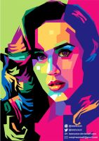 Katy Perry on WPAP by iwanuwun