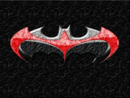 Batman Forever logo by BlindAcolyte