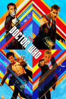 GotG style Doctor Who poster by AndrewSS7