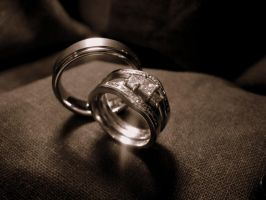 Wedding Bands II by whispering-hills