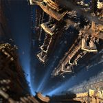 Space Elevators by HalTenny