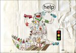let's destroy my town updated by monyetbuluk