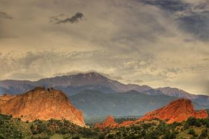 Garden of the Gods by pgraves
