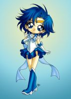 Super Sailor Mercury by Sureya by Keiko-cha