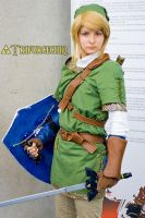 Link~ by triforcechiq
