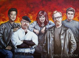 Mythbusters by EmilyStepp