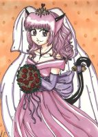 Mew Ichigo Wedding by StrawberryLoveAlways