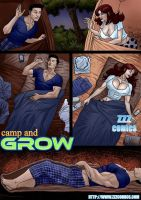 Camp and Grow preview 2 by zzzcomics