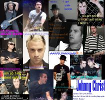 A7X Collage: Johnny Christ by Dead-of-all-emotion