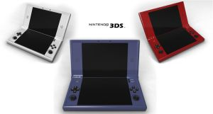 It's the 3DS... in 3D by Kritter5x
