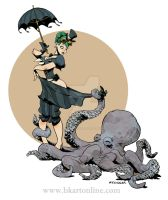 otto by the sea by BrianKesinger